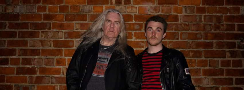 Father and son, Biff & Seb Byford release debute studio album under the name Heavy Water.