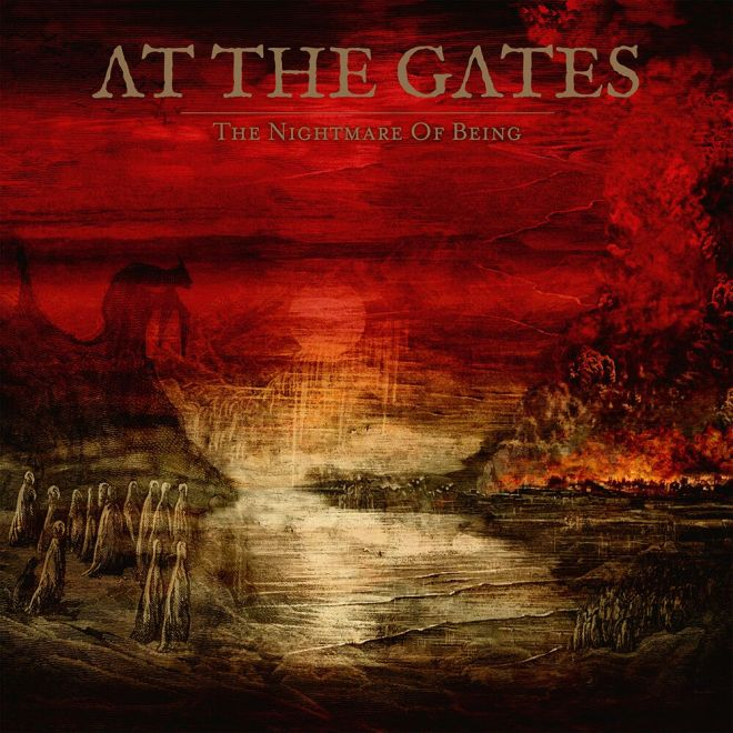 Skivrecension: At The Gates – The Nightmare Of Being.