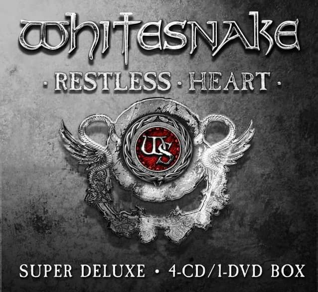 Whitesnake to release Restless Heart – 25th Anniversary Edition.