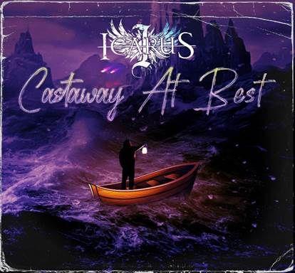 """Icarus berättar en känslosam historia på deras nya singel """"Castaway At Best"""""""