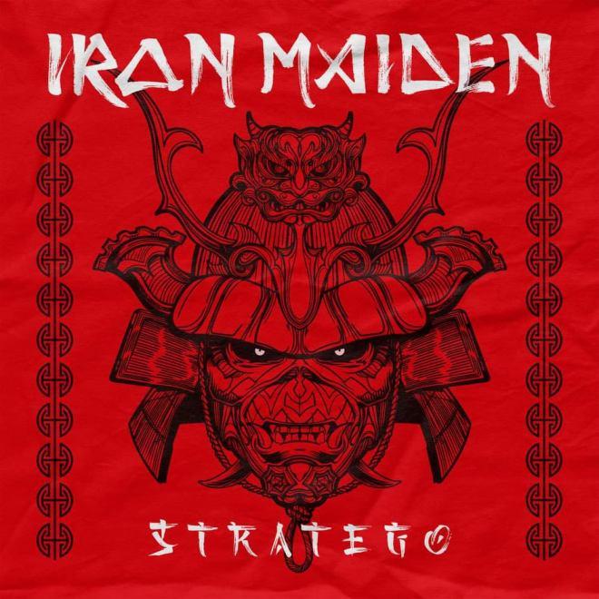 "Ny singelrecension: Iron Maiden ""Stratego""."