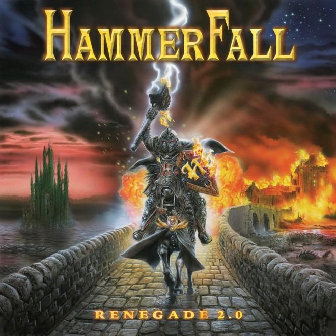 "Hammerfall start pre-order for ""Renegade 2.0"" anniversary edition."