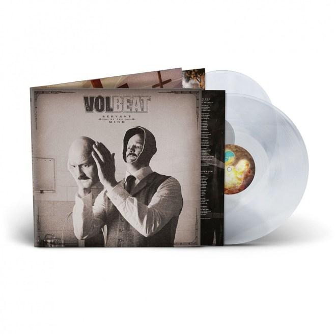 "Volbeat announce new studioalbum ""Servant Of The Mind""."