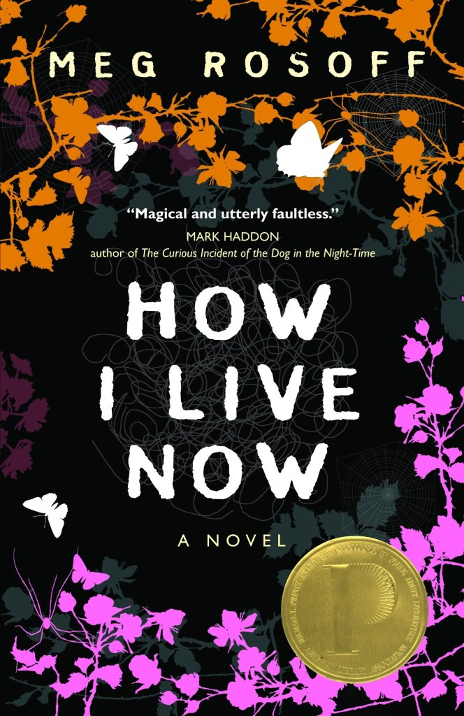 How I Live Now book cover