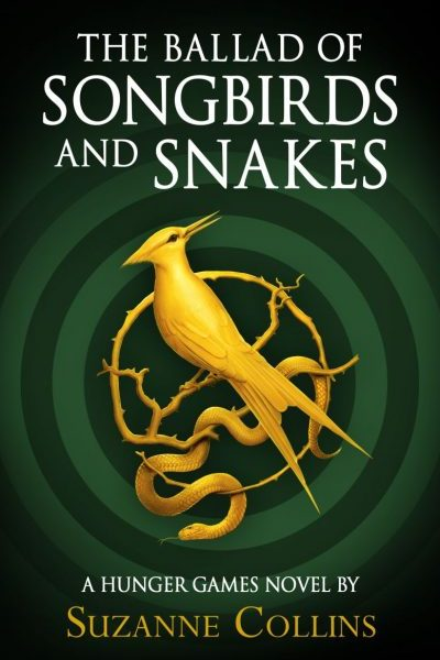The Ballad of Songbirds and Snakes book cover