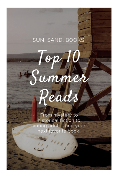 Top ten books to read this summer