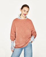 Zara Chenille Sweater £25.99