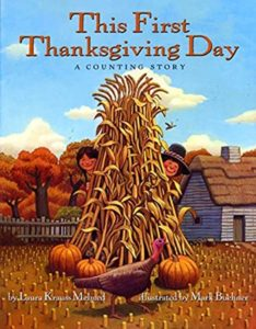 This First Thanksgiving Day A Counting Story www.themamahoodblog.com
