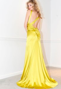 pnina tornai yellow gown