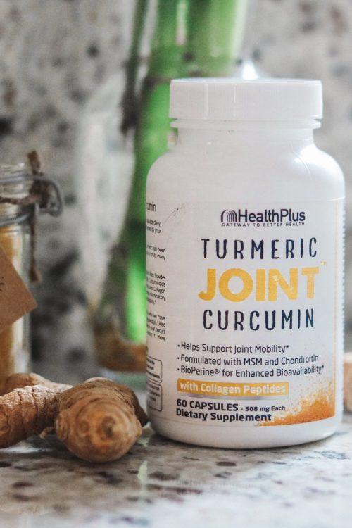 Health Benefits of Health Plus' Turmeric Capsules