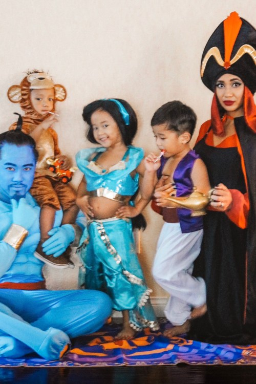 Halloween 2019 Family Costume