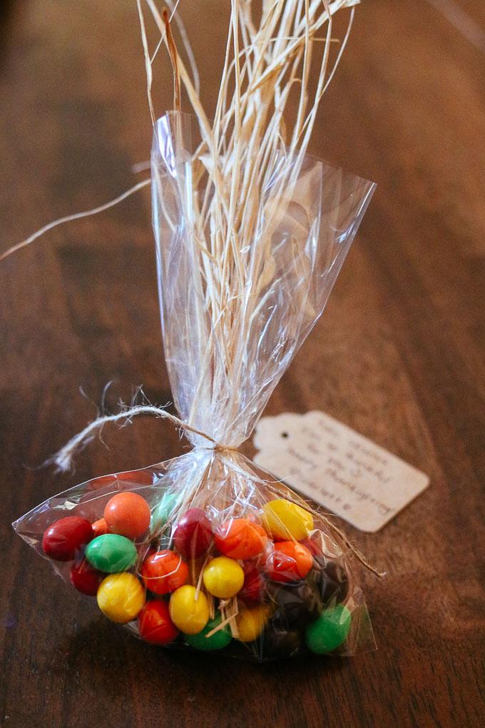 thanksgiving goodie bags