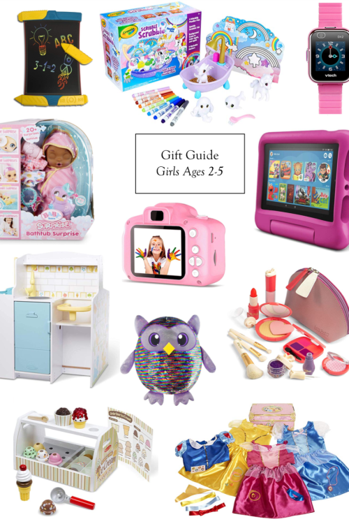 Holiday Gift Guide for the Littles