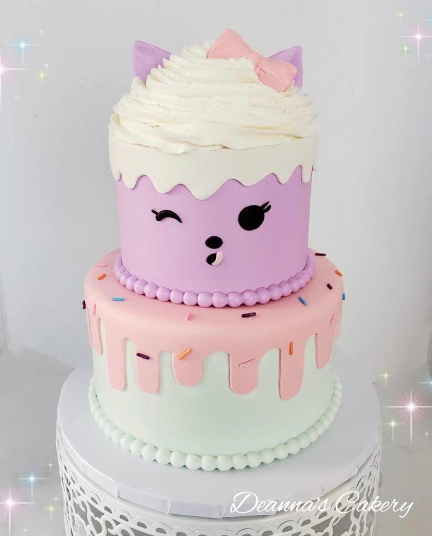 num noms party cake
