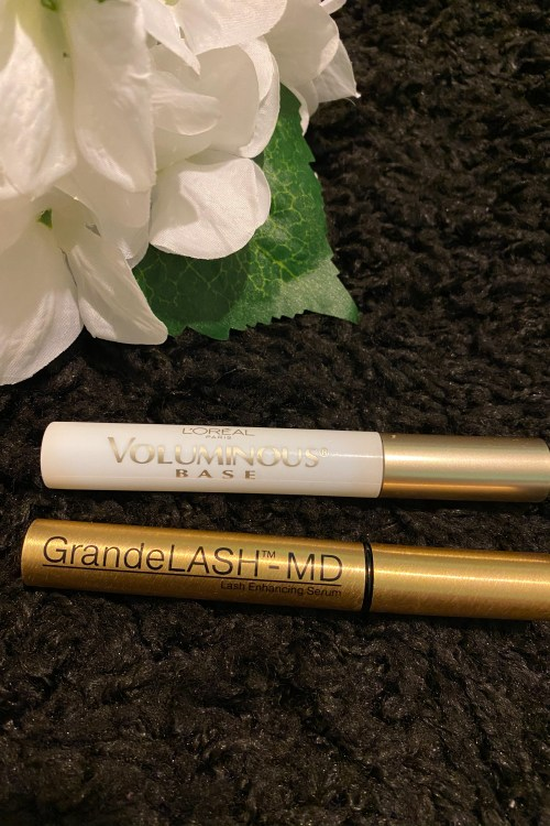 The Two Products You Need for Longer Lashes