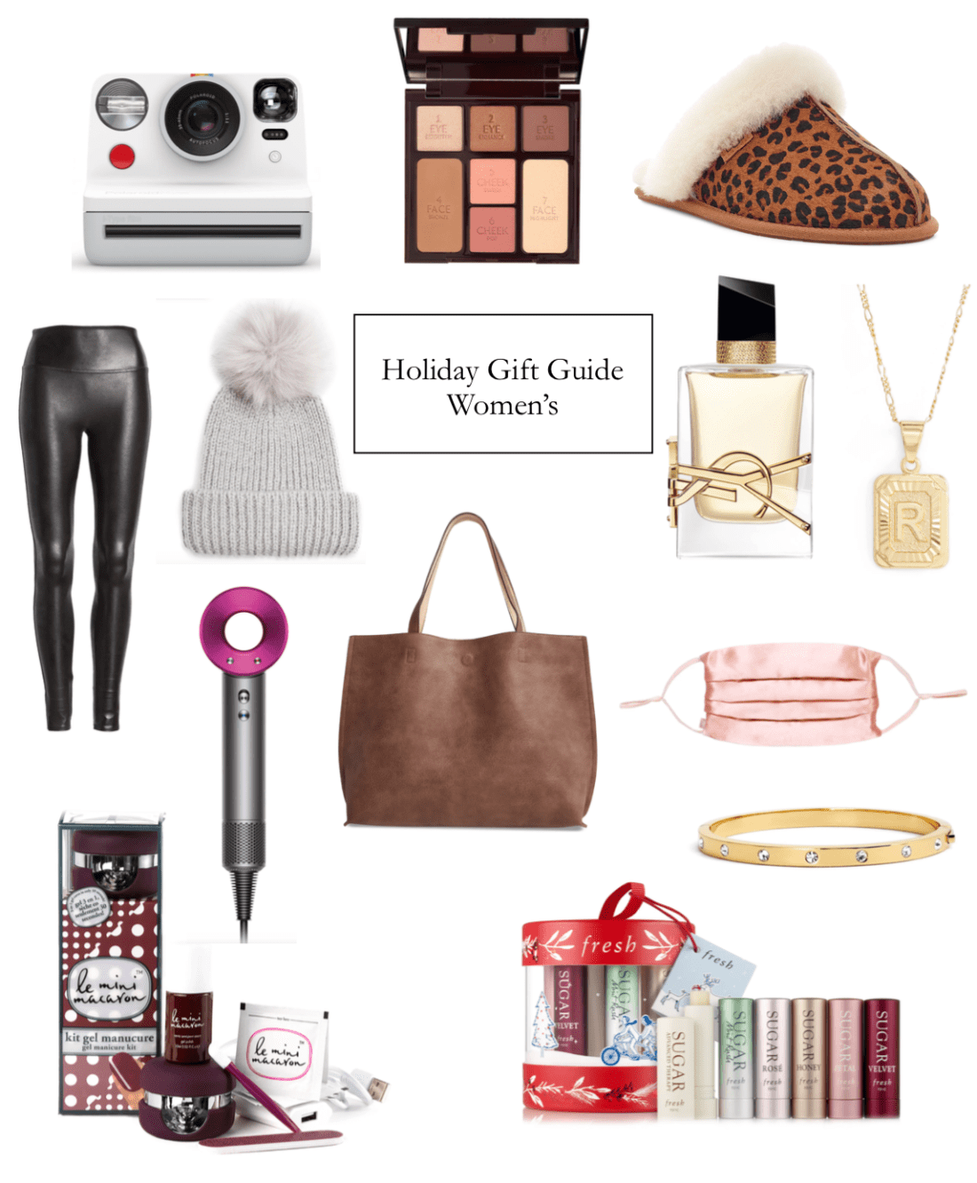women's gift holiday guide