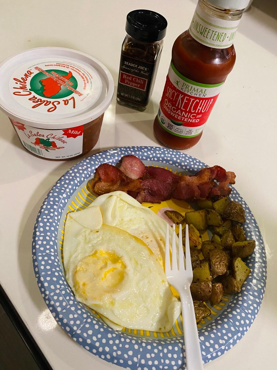 whole 30 breakfast