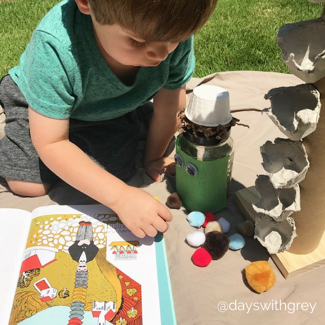 Days with Grey Stacking Activity