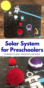 Solar System for Preschoolers