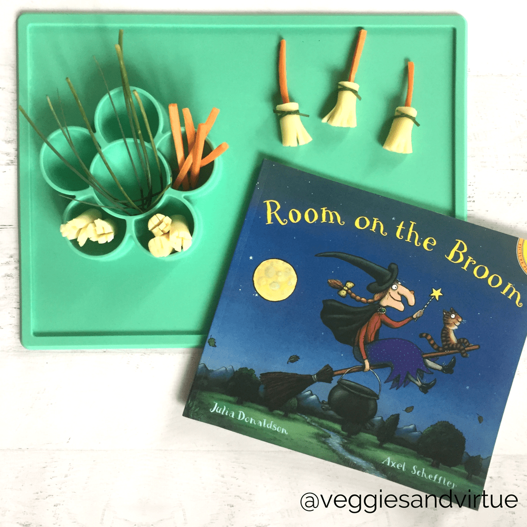 Room on the Broom Veggies and Virtue