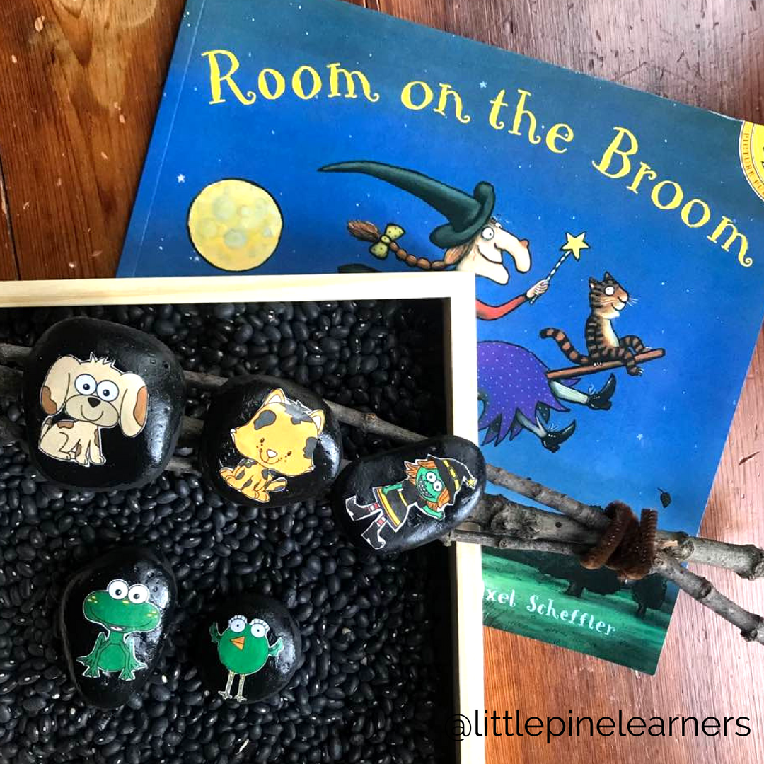 Room on the Broom Little Pine Learners