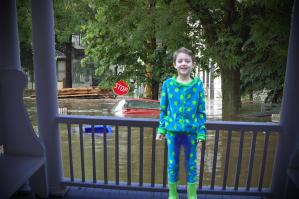 Mother blames 6-year-old bedwetter for flooding in Saint John