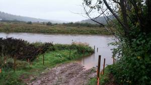 Heavy rain expected to flood NB with talk of weather
