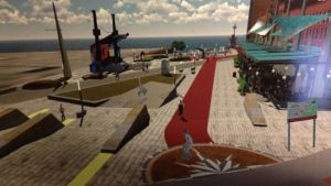 Mayor's office releases plans for Loyalist Plaza skateboard park