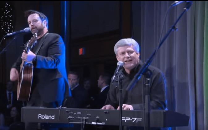 Stephen Harper's band announces world tour | The Manatee