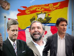 Election update: New Brunswickers keen to appoint new scapegoat