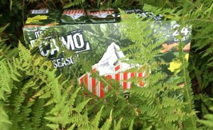Man devastated by losing 12-pack of camouflage Alpine cans after setting them down in woods
