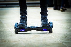 Fredericton to replace bus fleet with hoverboards