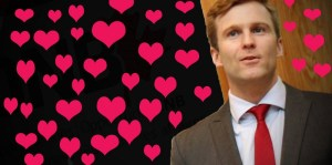Fredericton woman thinks Brian Gallant sucks, until she sees him