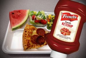 French's ketchup being mandated in all New Brunswick schools