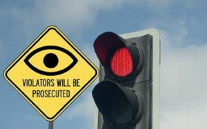 Fredericton pretends to study the use of red-light cameras