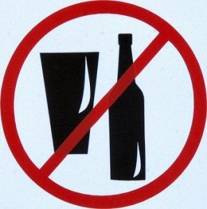 drinkingban
