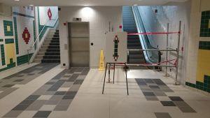 New Saint John City Market escalator to go up and down