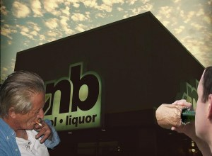 Cheap beer promotion should be extended, say old alcoholics loitering outside NB Liquor