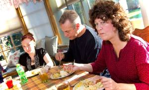 Thanksgiving in New Brunswick: a time for giving thanks, lying a lot