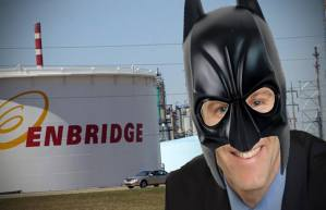 Brian Gallant single-handedly saves province from Enbridge Gas