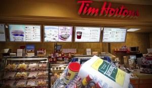 Tim Hortons to make supermarket 'cart-thru' a reality
