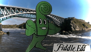 Fiddle Edd making comeback as Saint John city council mascot