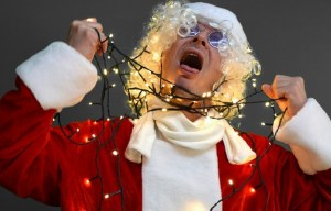 Charlottetown Santa-denier beaten up
