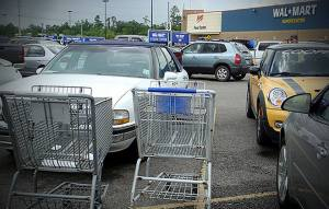 Fredericton man who doesn't return cart to corral reportedly worst person in world