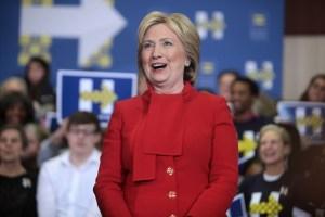 BREAKING: Clinton won, wrong envelopes opened