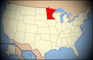 Minnesota seeks to leave U.S., become Canadian province