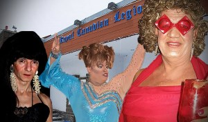 Miramichi Legion branch becomes drag bar to stay viable