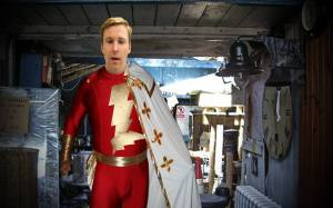Brian Gallant's superhero lair discovered by wandering journalists