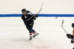 Amateur athlete makes obvious comparison between slavery and playing hockey
