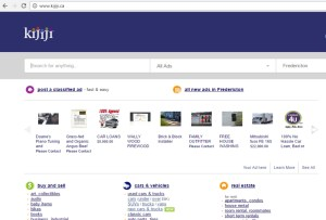 Listicle: Top 10 New Brunswick Kijiji ads